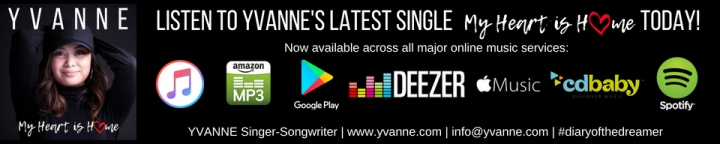 Listen to YVANNE's latest single